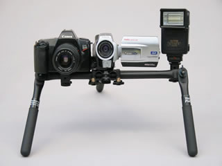Multiple cameras and accessories